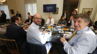 Le gouvernement à Val Duchesse pour une réunion consacrée à la sécurité