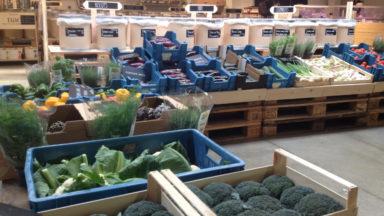The Barn, un méga marché bio ouvre ses portes à Etterbeek