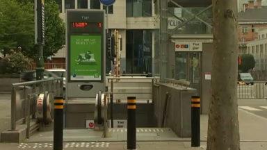 Les riverains s'inquiètent de l'insécurité due aux héroïnomanes dans le métro Yser