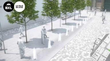 La rue Neuve et ses rues latérales bientôt rénovées