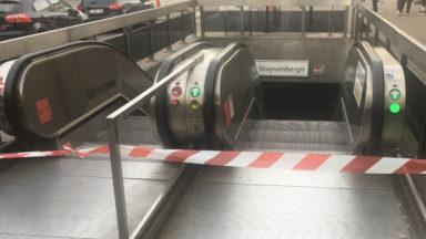 Accident de personne à Stuyvenbergh : circulation rétablie