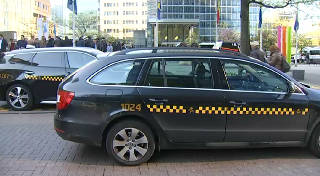 taxi_manif
