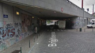 Appel à des projets artistiques dans trois tunnels bruxellois