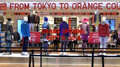 L'enseigne japonaise de vêtements Uniqlo va ouvrir un magasin à Bruxelles