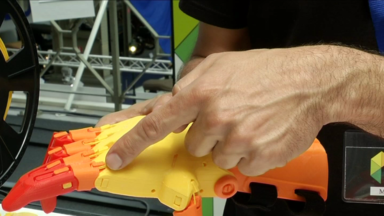 Les spécialistes de l'impression 3D réunis à Bruxelles
