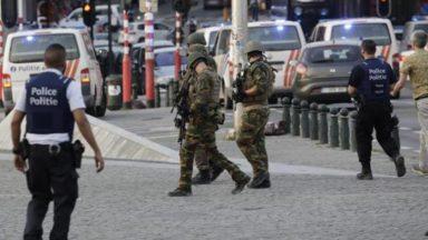 Explosion à Bruxelles-Central : l'auteur présumé est décédé, le parquet parle d'un «acte terroriste»