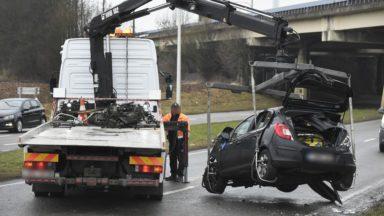 Vias enregistre une hausse du nombre de tués sur la route à Bruxelles