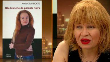 «Née blanche de parents noirs» : Annie Cécile Mokto raconte l'albinisme en Afrique