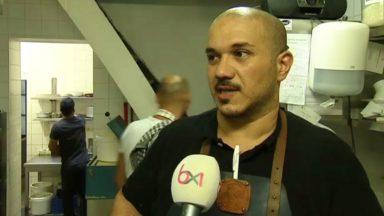 Les restaurants bruxellois confient leurs cuisines à des chefs réfugiés