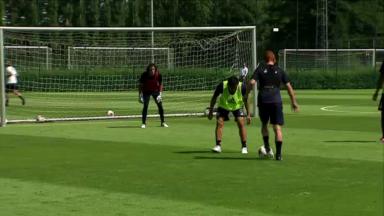 RSC Anderlecht: les champions reprennent les entraînements… à 10