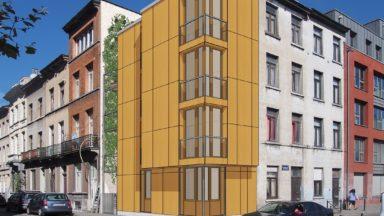 Molenbeek : la commune approuve le projet de micro-logements pour sans-abris du quai des Charbonnages