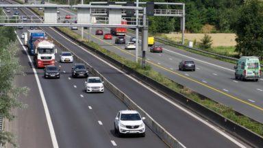 Des travaux sur l'E40 entre Louvain et Bruxelles à partir du 8 juillet