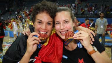 Une première historique pour le basket belge, avec une médaille de bronze pour les Belgian Cats