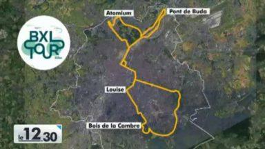 BXLTour : les cyclistes vont prendre possession de Bruxelles ce dimanche