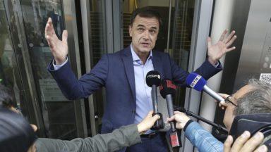 Crise politique : Benoît Lutgen entre dans une phase «d'analyse approfondie» et défend Joëlle Milquet