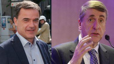 Crise politique : Benoît Lutgen (cdH) rencontrera Olivier Maingain (DéFI) ce samedi à Bruxelles