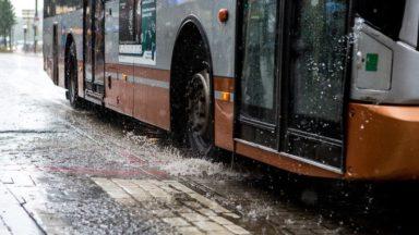 Météo : des orages et des averses cet après-midi