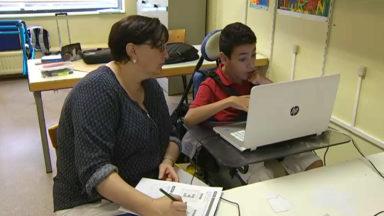 Un CEB adapté pour des enfants handicapés