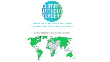 Climate without Borders réunit 25 présentateurs météo à Bruxelles lundi et mardi