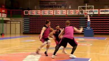 Basket: le Brussels se prépare pour la finale contre Ostende