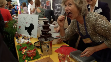 Ixelles : une promenade gustative pour goûter les plats des 27 pays de l'Union européenne