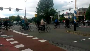 Le vert intégral pour les cyclistes: bonne ou mauvaise idée?