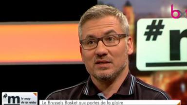 Basket: à la veille de la finale Brussels-Ostende, Serge Crèvecœur est notre invité