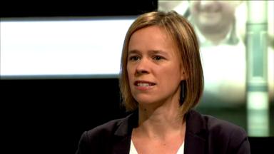 """Caroline Désir (PS): """"Je ne suis pas favorable à une régionalisation de l'enseignement"""""""