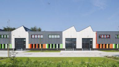 Citydev.brussels dévoile son nouveau parc destiné aux PME Magellan, à Neder-over-Hembeek