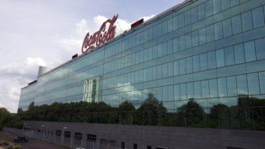 Restructuration mondiale chez Coca-Cola : 50 à 70 jobs perdus à Anderlecht