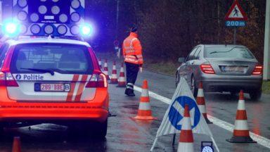 34 automobilistes contrôlés positifs lors de l'action alcool et drogue au volant de ce week-end