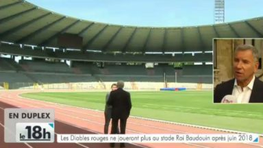 Les Diables rouges n'ont plus de contrat avec le Stade Roi Baudouin pour fin 2018