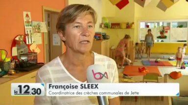Suite à la vague de chaleur qui touche la Belgique, plusieurs crèches bruxelloises ferment à 12h