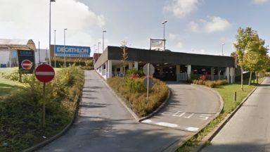Les supporters du RSC Anderlecht pourront enfin se garer gratuitement au Decathlon