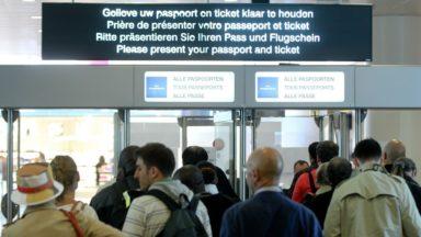 Action des douaniers de Brussels Airport : au moins une heure de retard pour les passagers