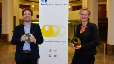 ERTMS Solutions et SatADSL, lauréats du prix «best exporters» 2017