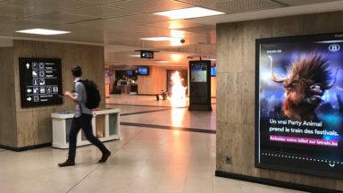 Acte terroriste à Bruxelles-Central : l'assaillant était un résident de Molenbeek pas connu pour terrorisme
