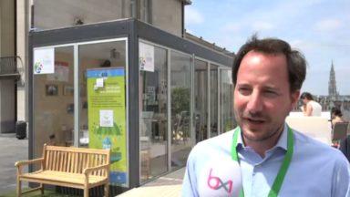 L'UE Ecolabel fête ses 25 ans sur le Mont des Arts, à Bruxelles