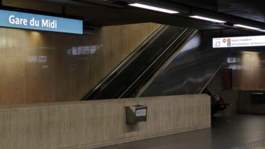 Bientôt des portiques de sécurité Gare du Midi