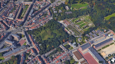 Laeken : avis favorable pour le projet HOP, les riverains mécontents
