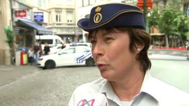 Embarras de circulation autour du BXLTour : la police promet une meilleure communication à l'avenir