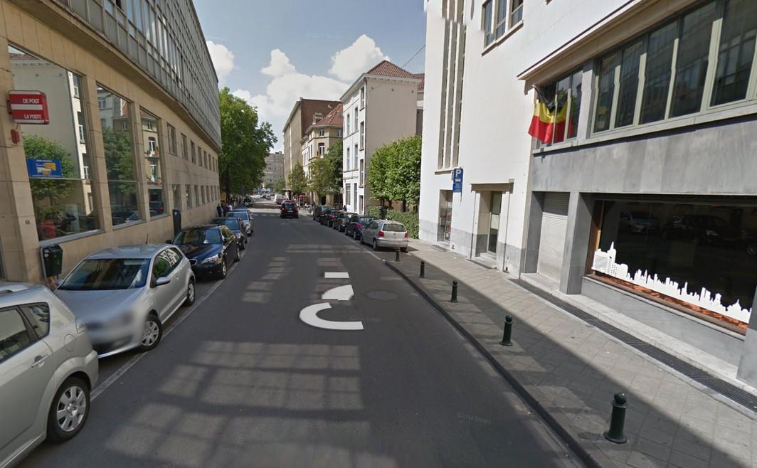 Ixelles - Chaussée de Boondael 2