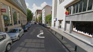 Ixelles : la Chaussée de Boondael fermée entre la rue du Serpentin et la rue Felix Bovie