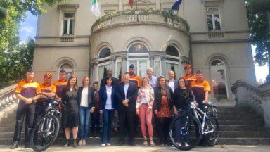 Ixelles : une nouvelle brigade cycliste arpentera les rues dès le 1er juillet