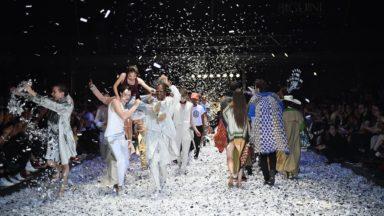 Plus de 350 mannequins défileront les 2 et 3 juin au show 2017 de La Cambre Mode(s)
