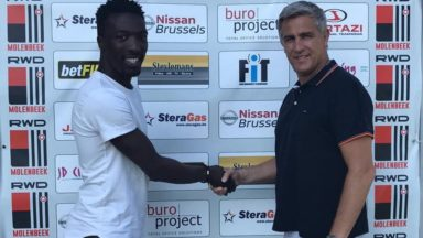 Le RWDM attire Mamadou Ba, attaquant du RFC Tournai