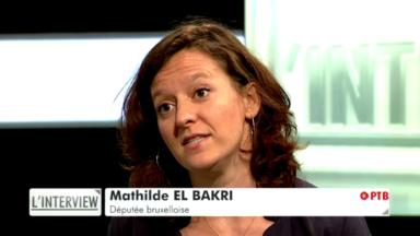 Mathilde El Bakri: «Le monde politique est incapable de s'auto-contrôler»