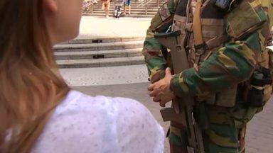 Les militaires qui ont neutralisé Oussama Z. visés par une enquête judiciaire: une procédure standard