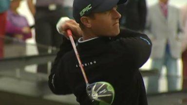 Nicolas Colsaerts 18e après le 3e tour à l'Open d'Australie