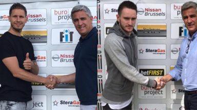 Le RWDM annonce le retour de Nicolas Timmermans et le transfert d'Alan Richard